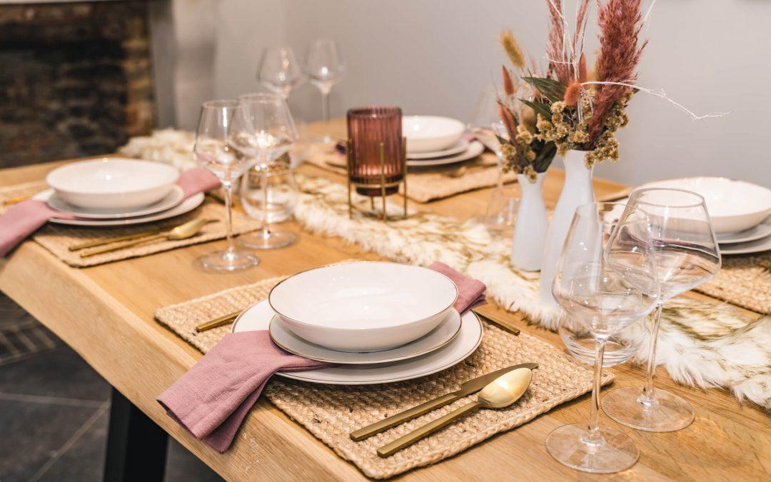 Tafeldecoratie voor jouw 21 diner – Vind hier je inspiratie
